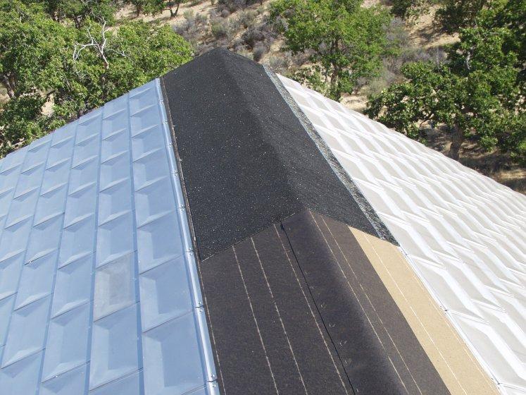 Macky S New House 183 Roof Amp Chimney