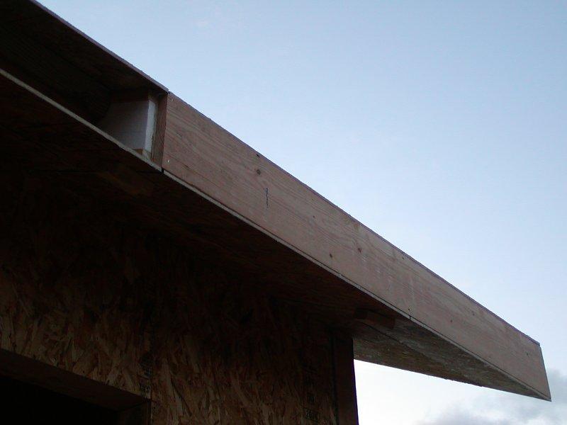 Macky S New House 183 Finishing Roof Panels