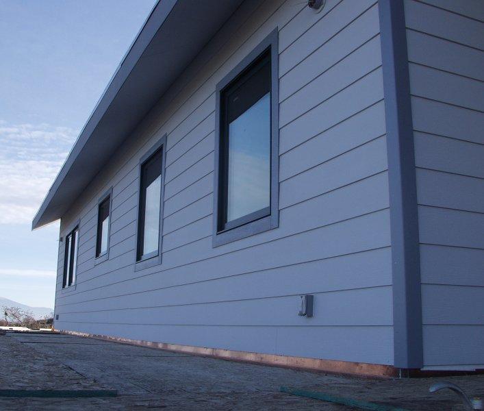 Macky S New House 183 Siding Amp Trim