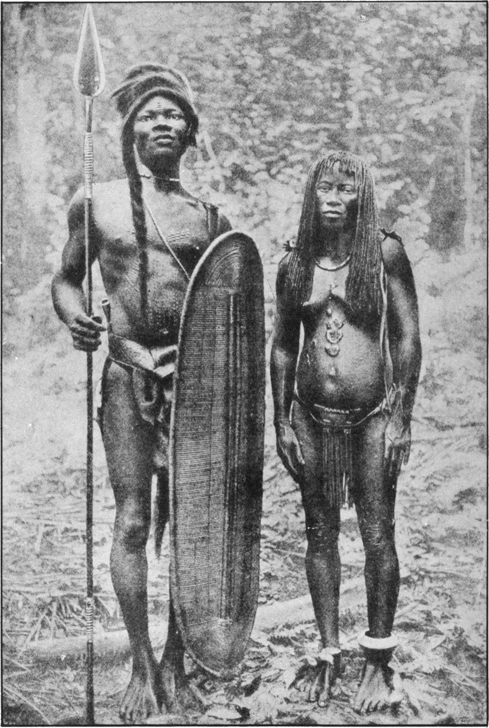 Nude tribesmen fucks photo