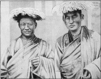 Men of Mongolia Versed in Mysterious Lore