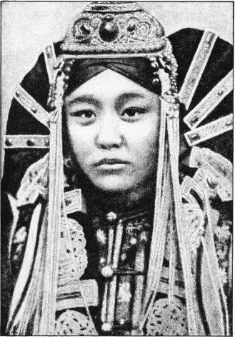 Mongol Charms