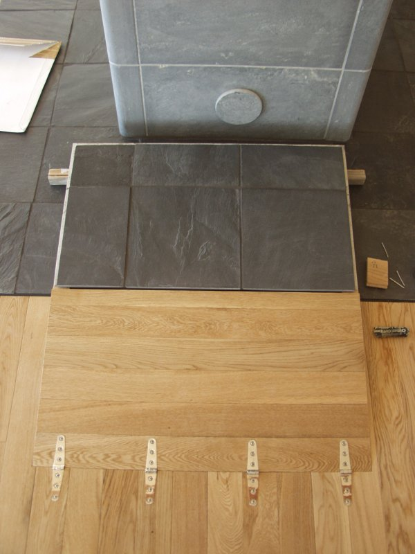 Macky S New House 183 Finishing Main Floor