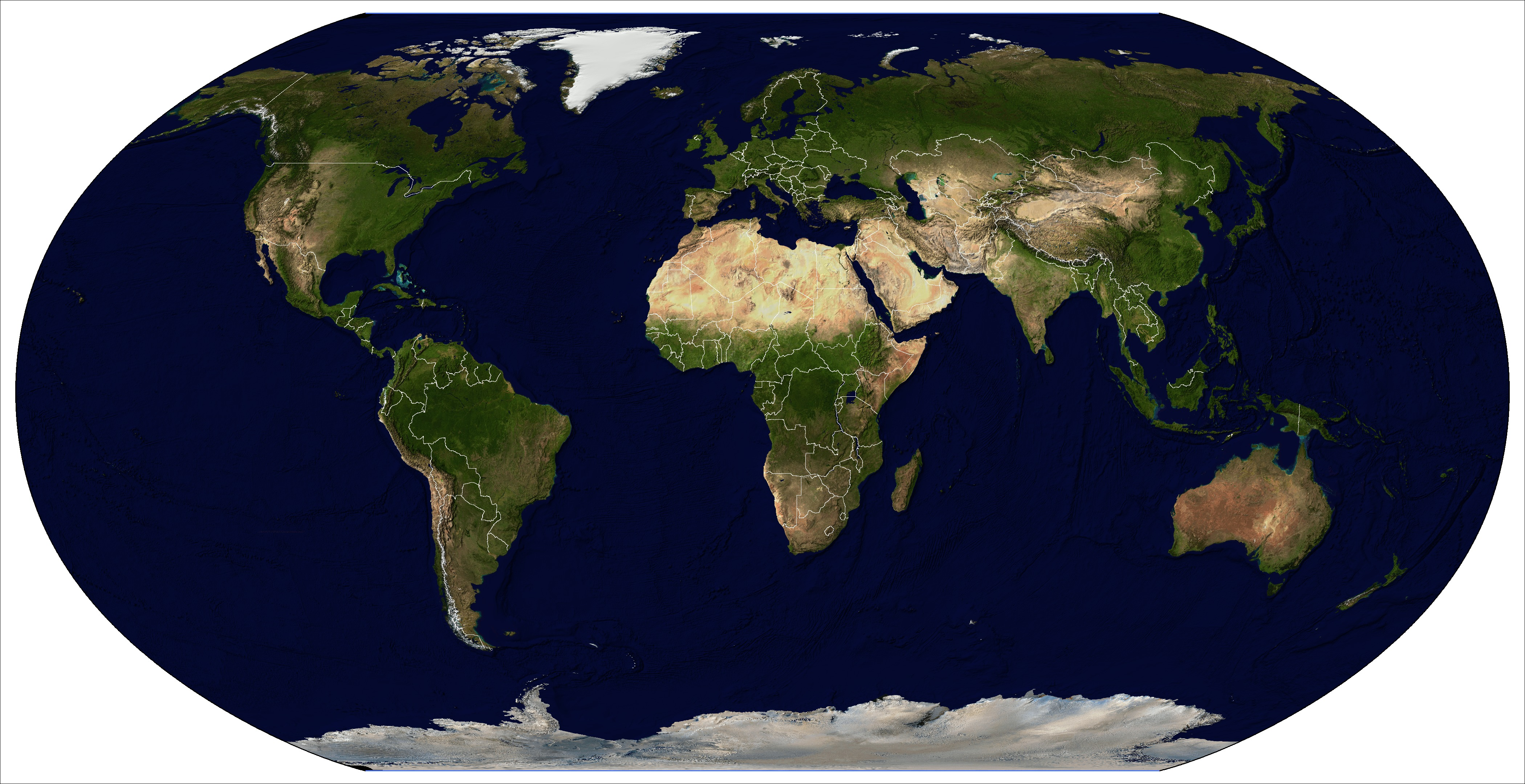 World maps public domain pat the free open source portable atlas td world map blue marble hill shaded with etopo2v2 includues political boundaries on land gumiabroncs Images